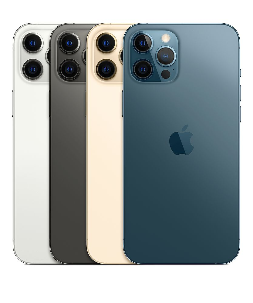 iphone 12 pro max information